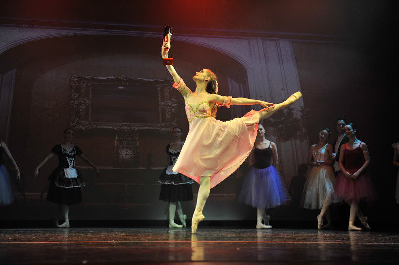 Victorian State Ballet Presents - The Nutcracker - VIC