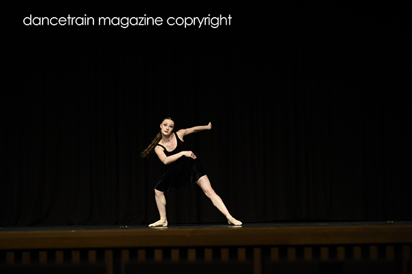 Amy Clisby from Australian Conservatoire of Ballet 2