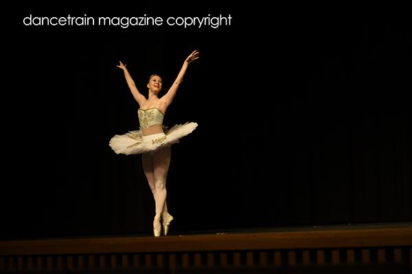 Bree Jakupec from Charisma Dance & Fitness 1