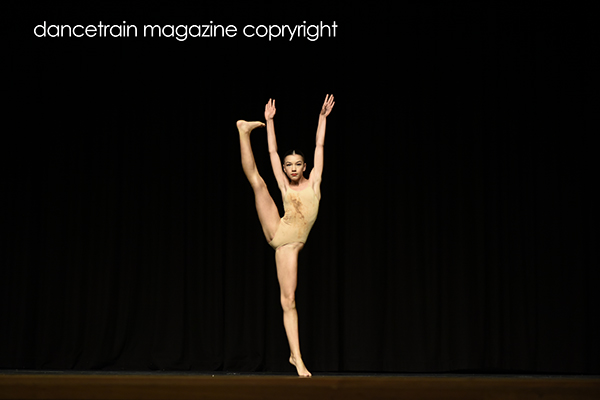 Caitlin Garlick from Karen Ireland Dance Centre 3