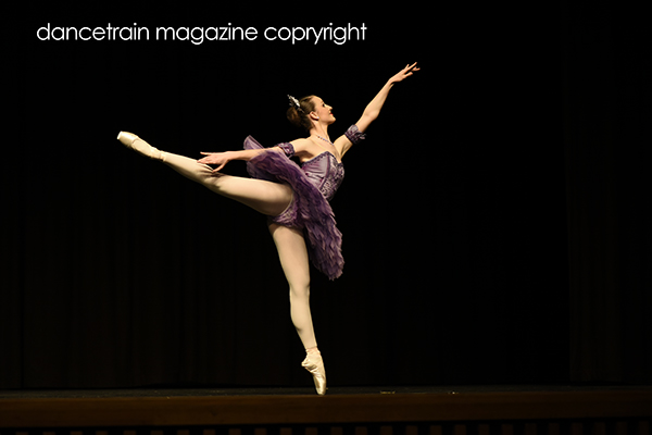Chelsea Mullane from The Academy of Classical Ballet 2