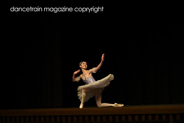 Hana Glasgow-Palmer from Australian Conservatoire of Ballet 2