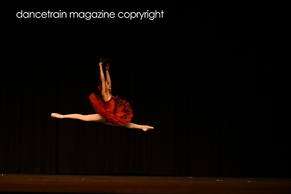 Isabelle Despoja from Norwood Ballet Centre 2