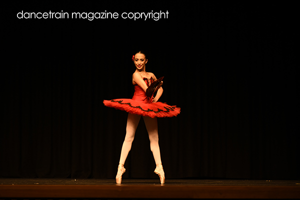Isabelle Despoja from Norwood Ballet Centre 4