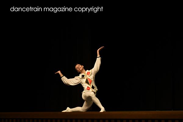 Joshua Green from Karen Ireland Dance Centre Encouragement Award 2