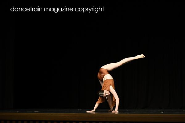 Kirralee Jones from National College of Dance 4