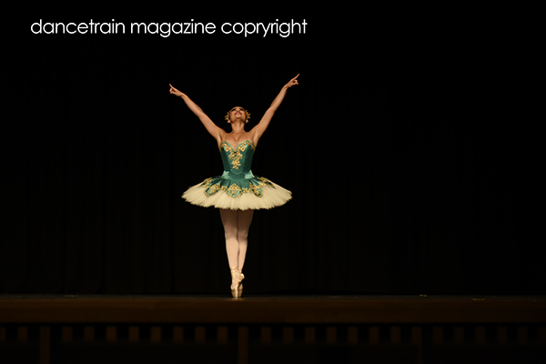 Maddison Faye Weiley from National College of Dance 1