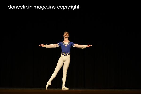 Matthew Jordan from Turning Pointe Dance 1