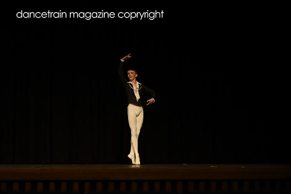 Matthew Maxwell from Annette Roselli Dance Academy 1