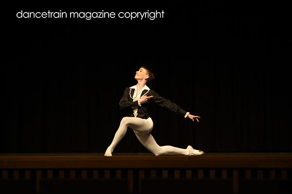 Matthew Maxwell from Annette Roselli Dance Academy 2