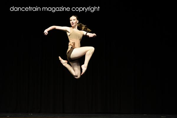 Renae Shepherd from Karen Ireland Dance Centre 5
