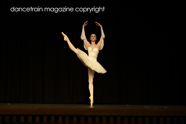 Sarah Clisby from Australian Conservatoire of Ballet 1