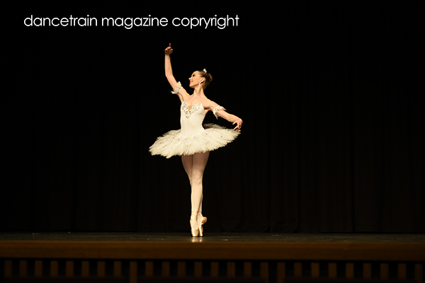Sophie Ross from The Academy of Classical Ballet 1