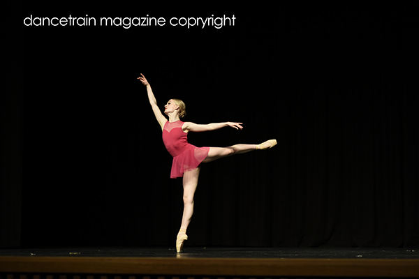 Zoe McFarlane from Jane Moore Academy of Ballet 6