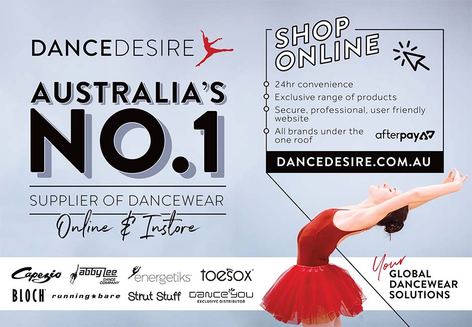 dance desire supplier of dancewear