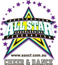Australian All Star Cheerleading Federation logo