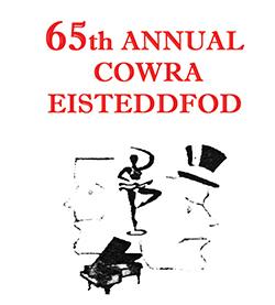 Cowra Eisteddfod Logo