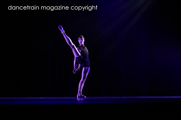 Isaac Clark from Armidale High School, Australian Dance Enterprises and SDCPY 2