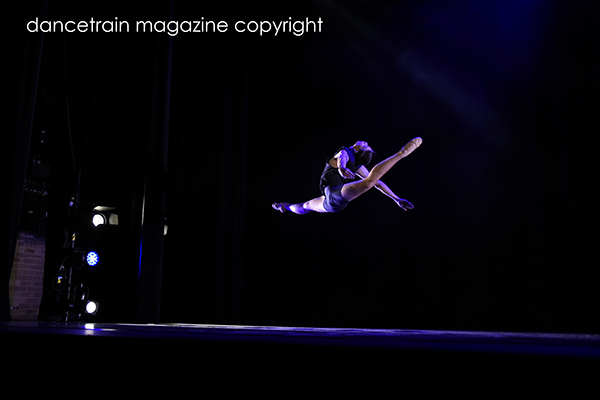 Isaac Clark from Armidale High School, Australian Dance Enterprises and SDCPY 6