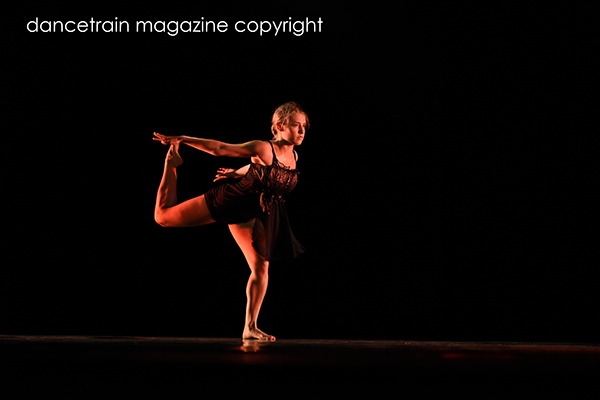 Jemima Smith from Ettinghausens choregraphed by Gabrielle Kerr from Newtown High School of Performing Arts 3