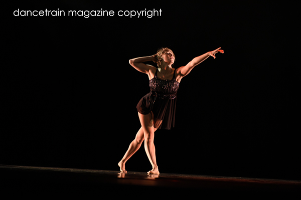 Jemima Smith from Ettinghausens choregraphed by Gabrielle Kerr from Newtown High School of Performing Arts 4