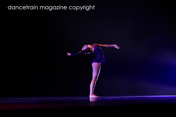 Jessica O'Meara from Engadine High School and En Pointe Dance Academy 2
