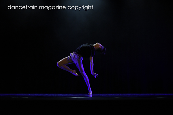 Jordan Holohan from Hunter School of Performing Arts and Kahlia Premiere-Elite 2