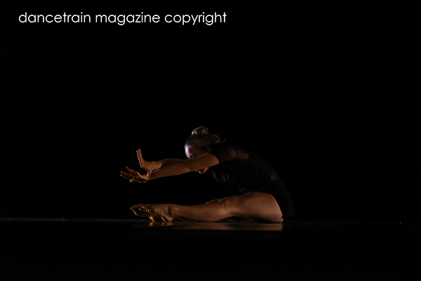 Karlia Cook from Wollongong HSPA and VPA Studios choreographed by Sophie Hirst from Wollongong HSPA 2