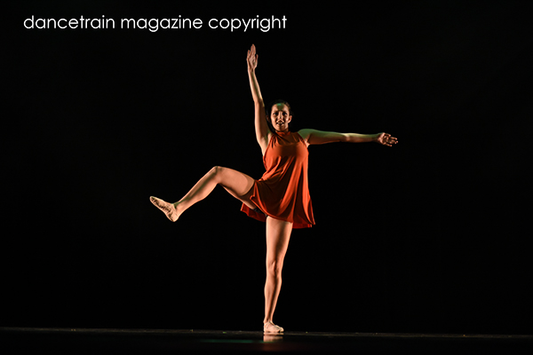 Kate Rahme from The Jazz Factory choreographed by Esther Cox from Bradfield College 3