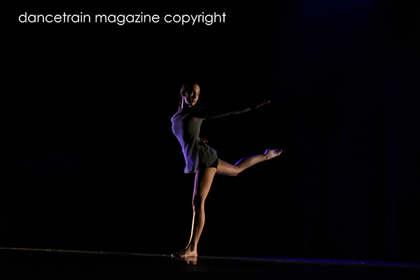 Kate Rahme from The Jazz Factory choreographed by Esther Cox from Bradfield College