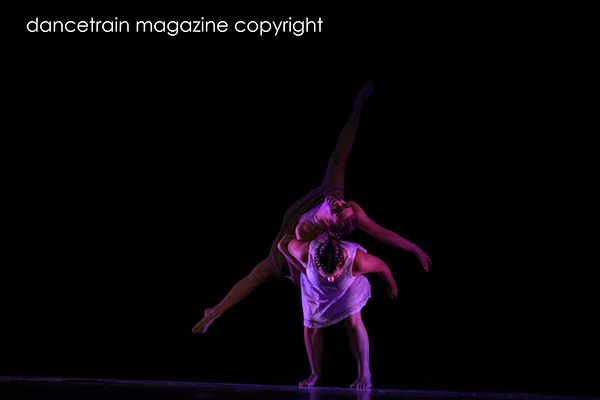 Lauren Ryan and Jenna McCall choreographed by Fiona Robinson from Colo High School 1