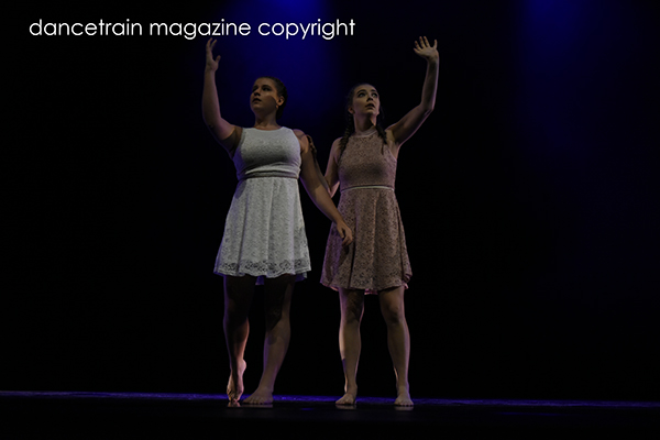 Lauren Ryan and Jenna McCall choreographed by Fiona Robinson from Colo High School 2