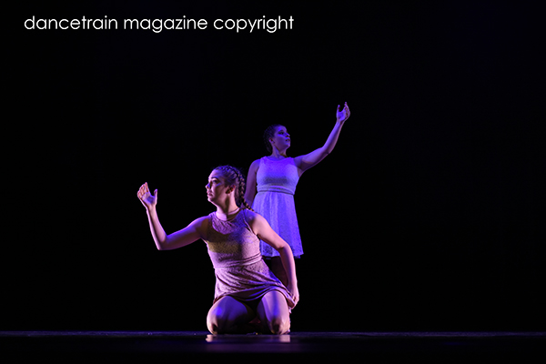Lauren Ryan and Jenna McCall choreographed by Fiona Robinson from Colo High School 3