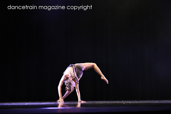 Neve Torok from St Philip's Christian College and Newcastle Dance Academy 1
