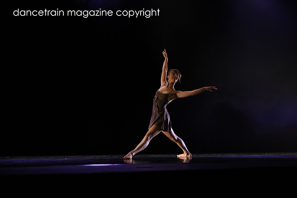 Neve Torok from St Philip's Christian College and Newcastle Dance Academy 10