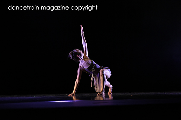 Neve Torok from St Philip's Christian College and Newcastle Dance Academy 4