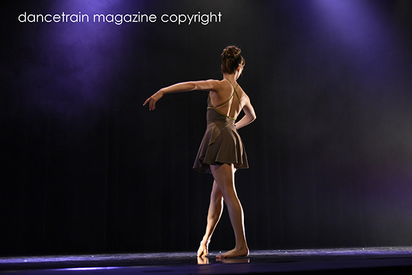 Neve Torok from St Philip's Christian College and Newcastle Dance Academy 5