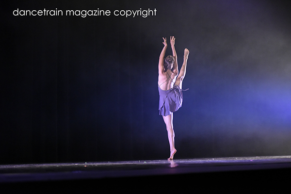 Neve Torok from St Philip's Christian College and Newcastle Dance Academy 7