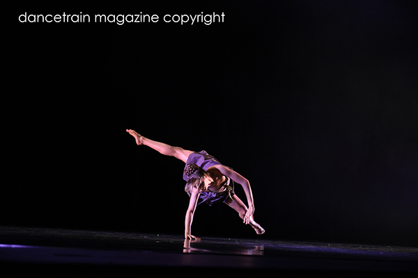 Neve Torok from St Philip's Christian College and Newcastle Dance Academy 8