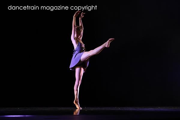 Neve Torok from St Philip's Christian College and Newcastle Dance Academy 9