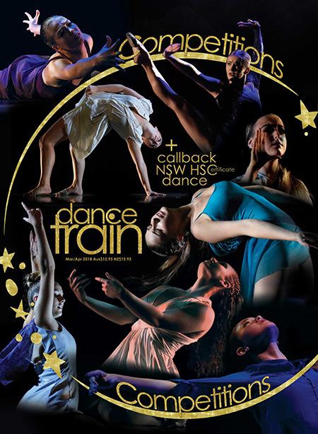Dancetrain Jan/Feb 2012
