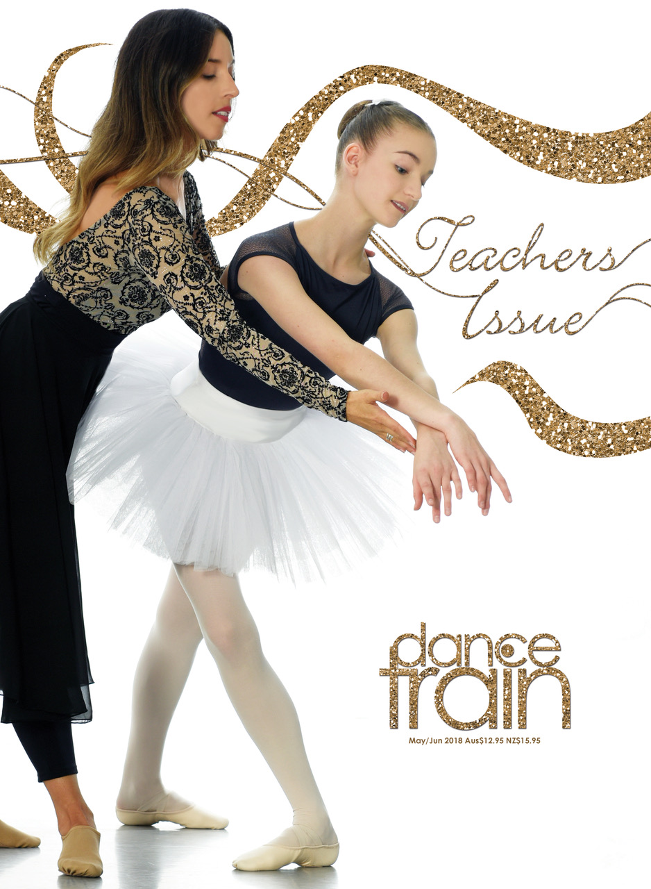 Dancetrain Jan/Feb 2012